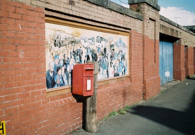 Palmerston Mural