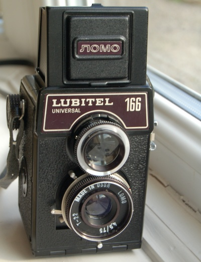Lubitel 166 Universal
