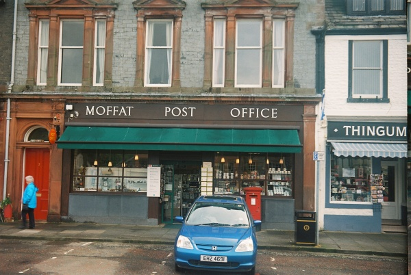 Moffat Post Office
