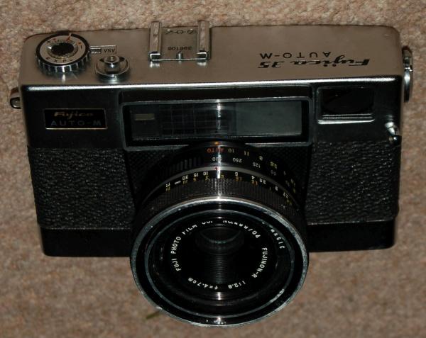 Fujica 35 Auto-M