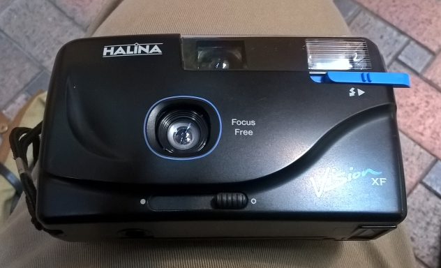 Halina Vision XF 35mm Camera