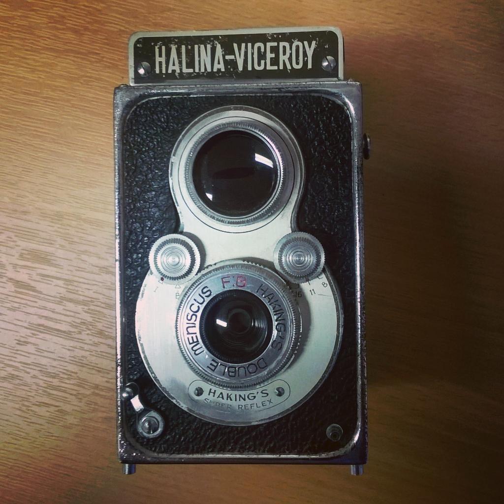 Halina Viceroy Pseudo TLR