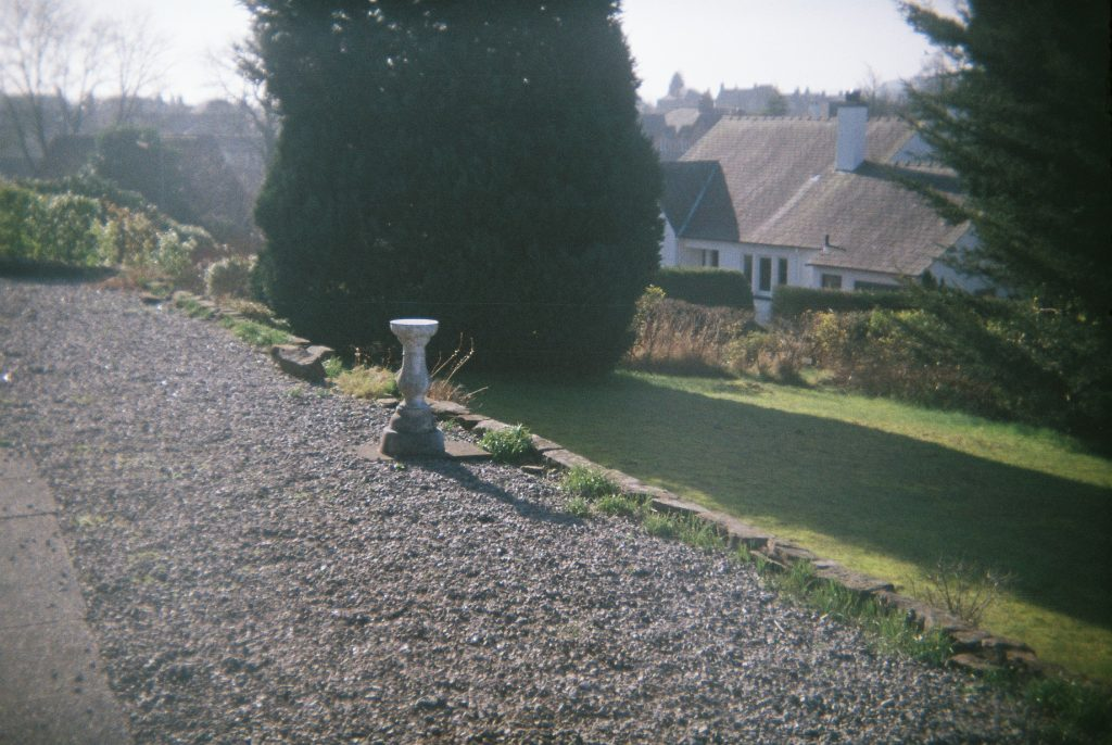 Holga 135BC Test Shot mid Distance