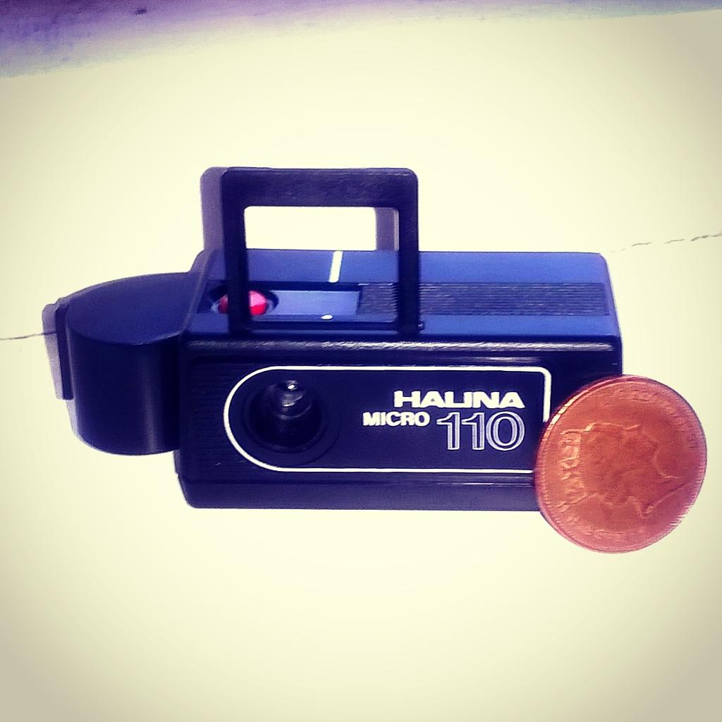 Halina Micro 110