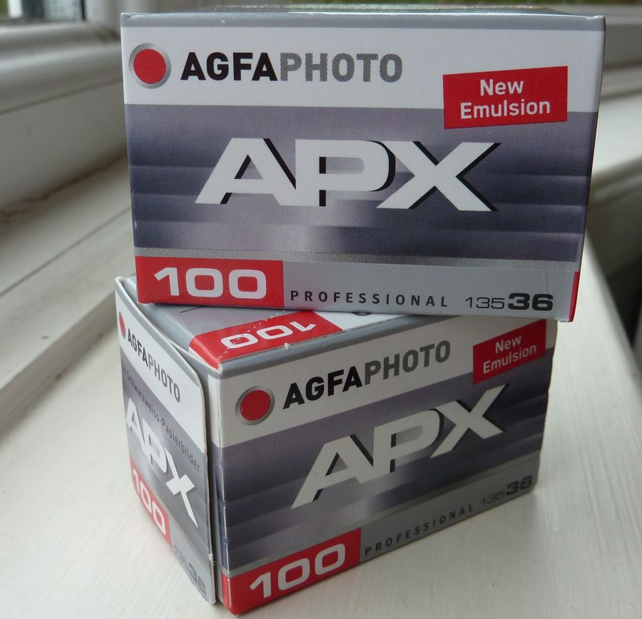 Agfaphoto APX100