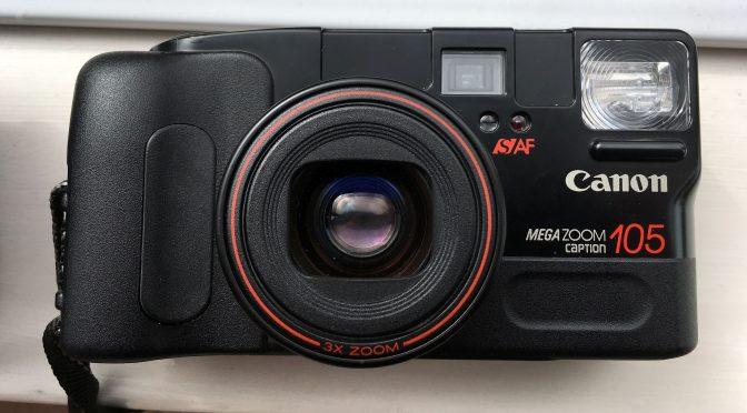 Canon Sure Shot Megazoom 105 Review – Zoomba Class ?