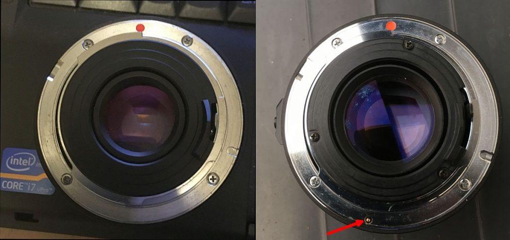 Ricoh Rikenon K- Mount lenses