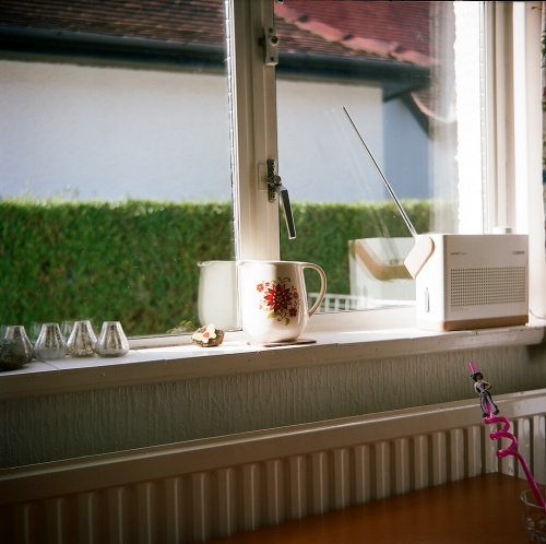 Jug on the sill