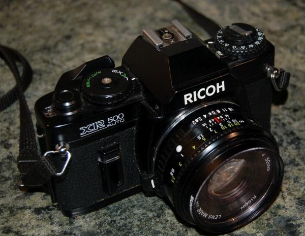 Ricoh XR 500 Auto