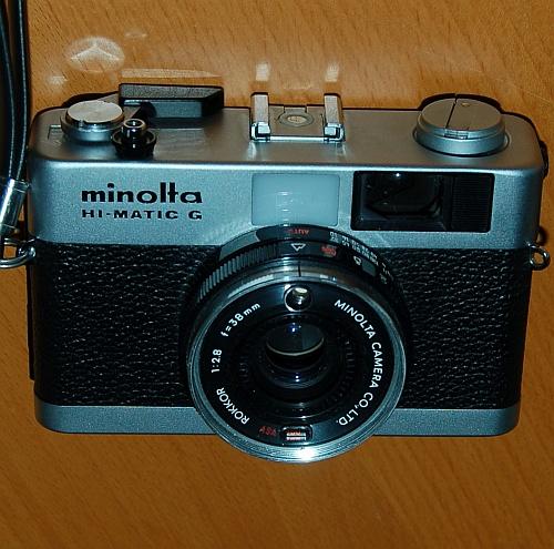 Minolta Hi-Matic G
