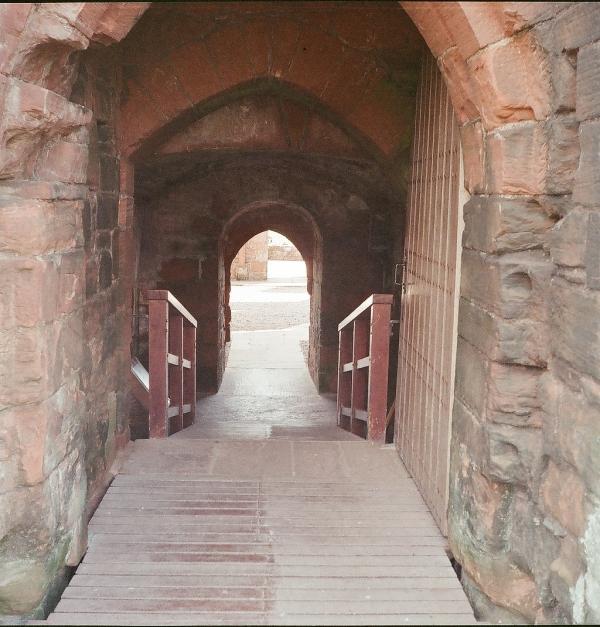 Caerlaverock Gateway