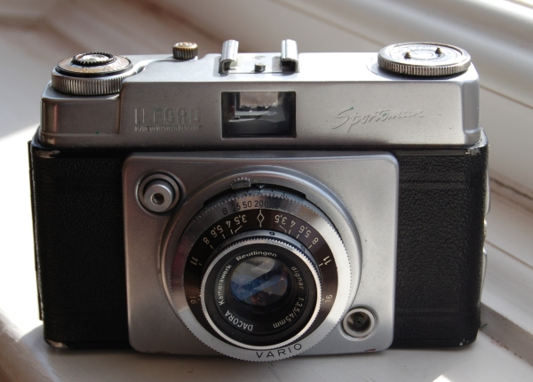 Ilford Sportsman Mark II