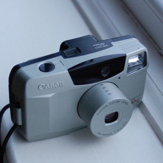 Canon Sure Shot 60 Zoom