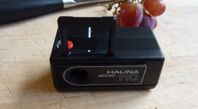 Halina Micro 110 redux – Processed and reappraised