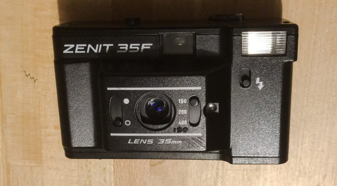 Never mind the Minitar – The (Lomo) Zenit 35F Review