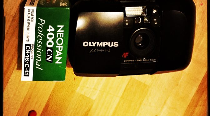 Prestige and the Duds – The Olympus mju-I nearly reviewed
