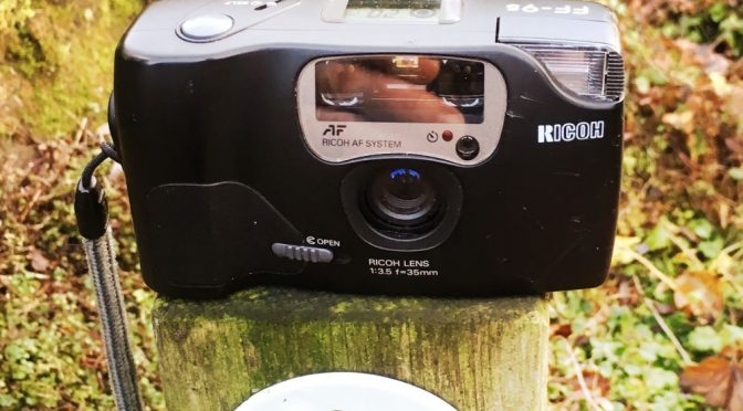Rehash Flash –  Ricoh FF-9S Review