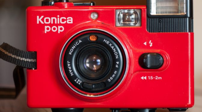 Konica Pop Review – Guest Review by Al Mullen