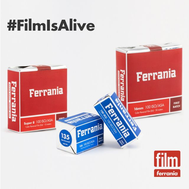 Image Courtesy of Film Ferrania