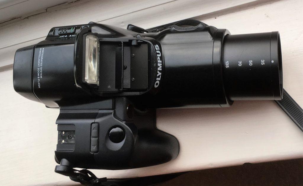 Olympus iS-1000