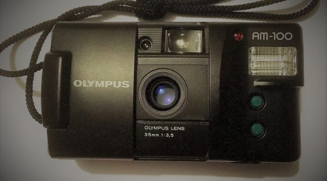 Blacksheep Radio – Olympus AM-100 Review