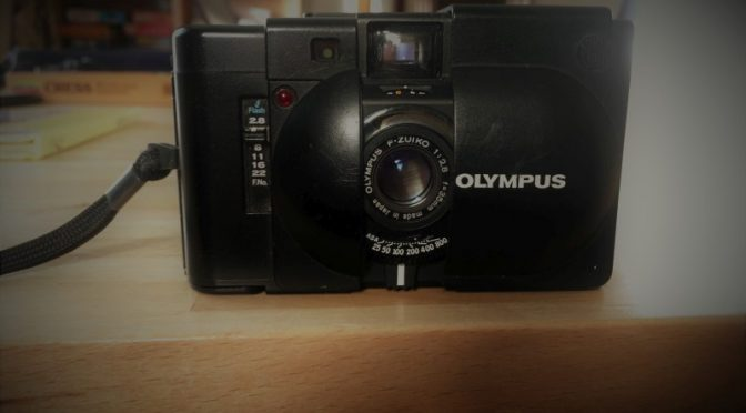 The Car Boot £3 Classic – The Olympus XA Review