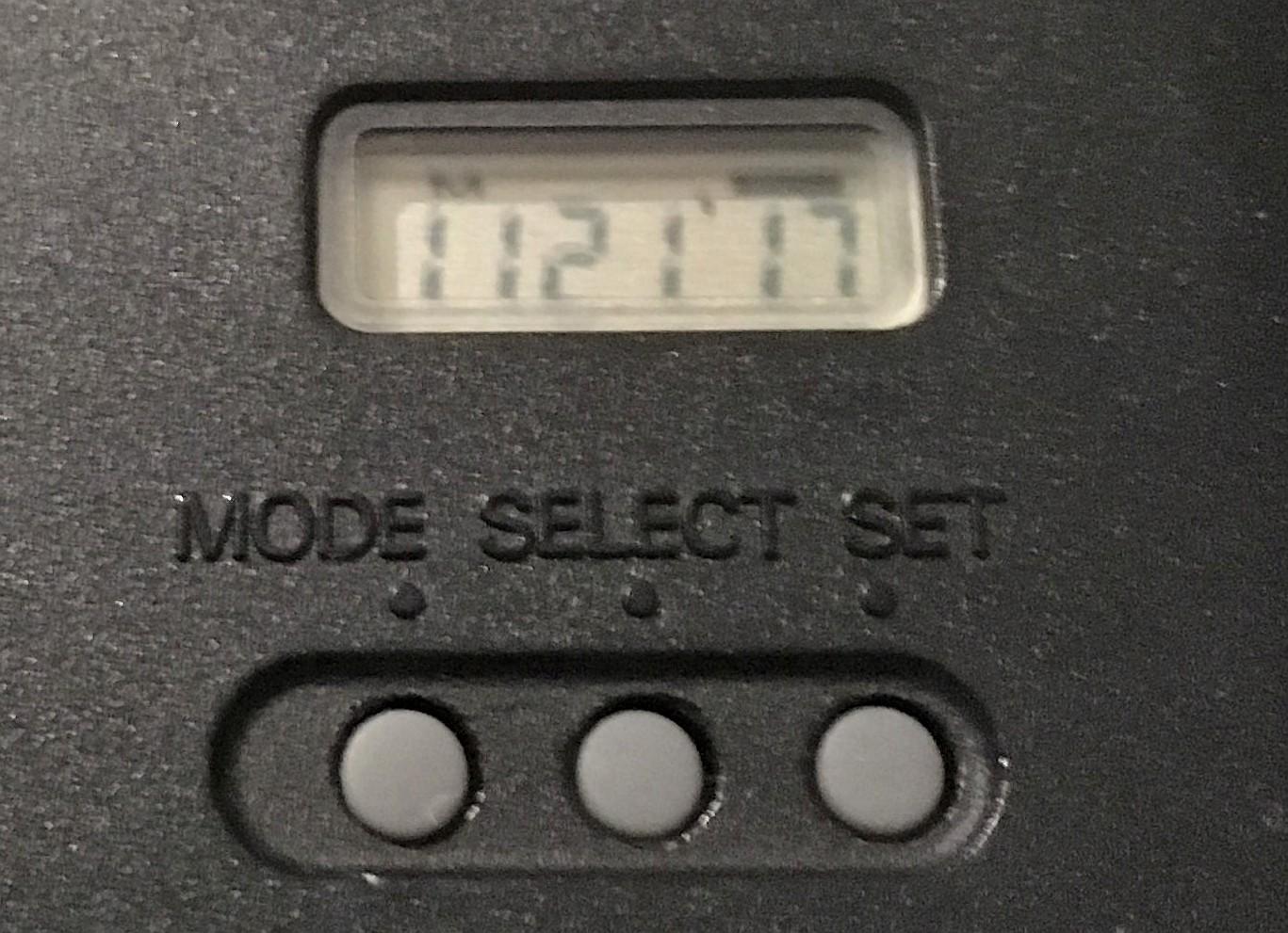 Databack on L-20
