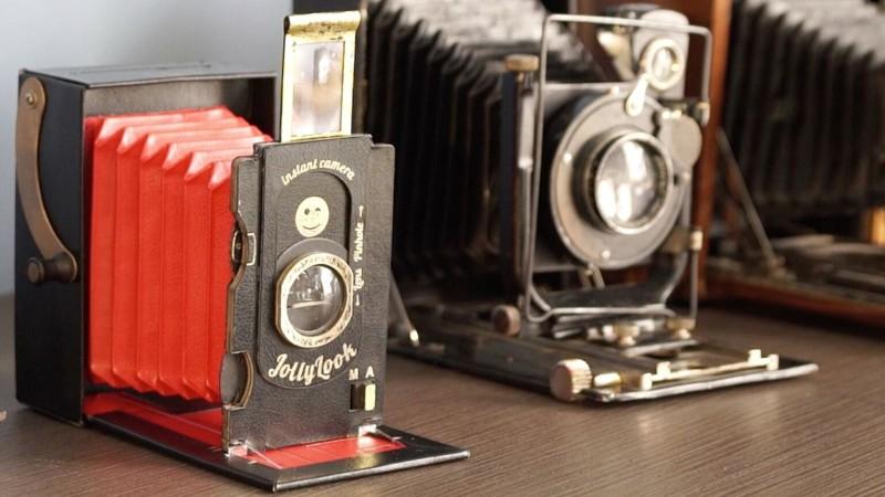 Jollylook Instant film camera