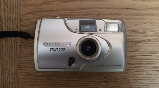 The Olympus Lomo ? – The Olympus Trip 500 Review