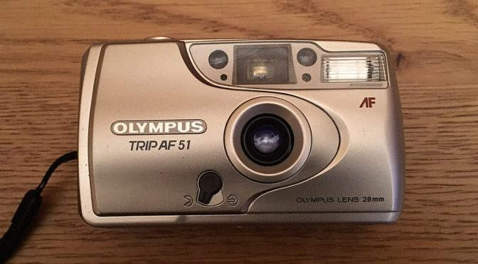 Flash-drastic – The Olympus Trip AF51 Review