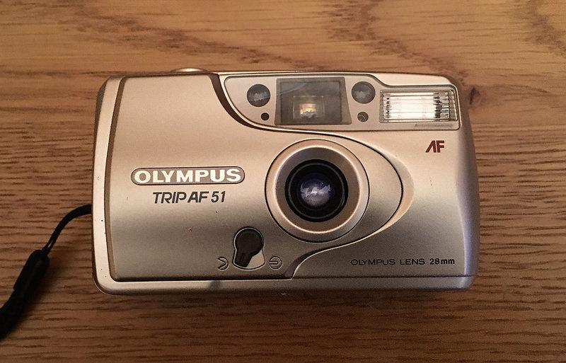 Olympus Trip 51AF