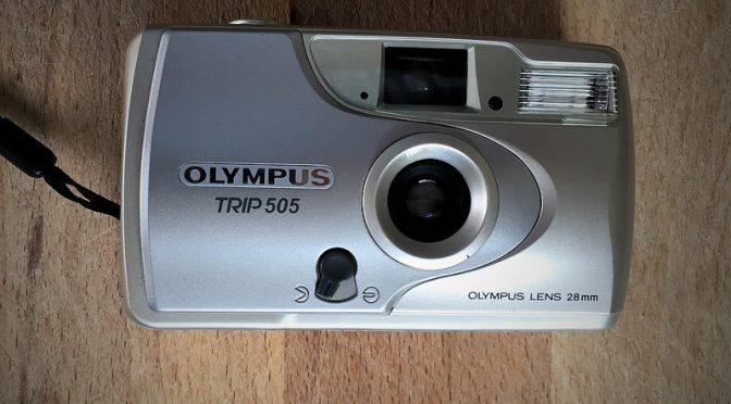 Raiders of the Olympus Lomo Part 2 – Olympus Trip 505 Review