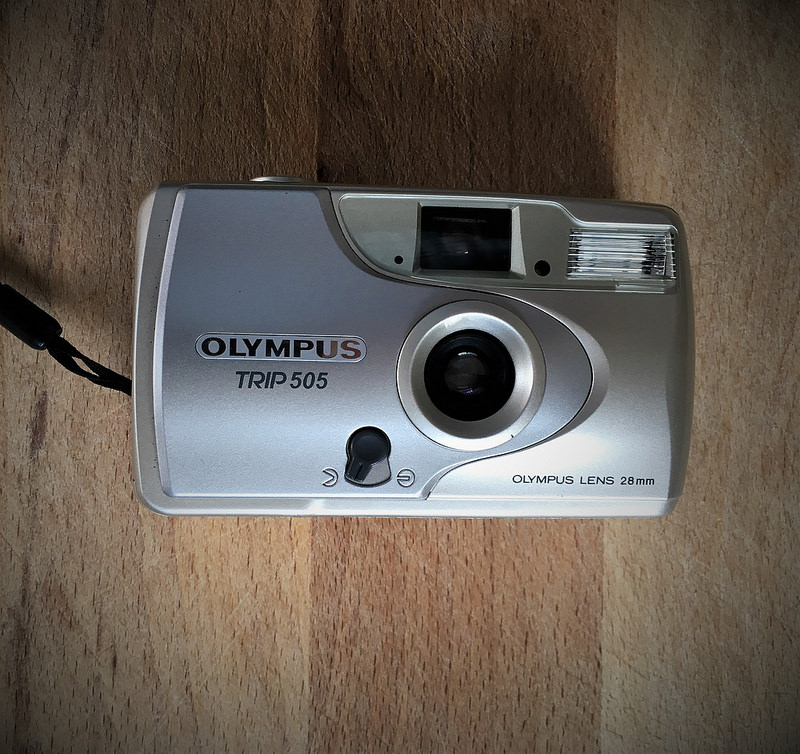 Olympus Trip 505