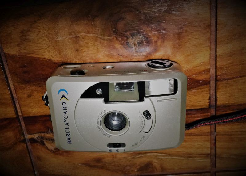 Barclaycard Camera