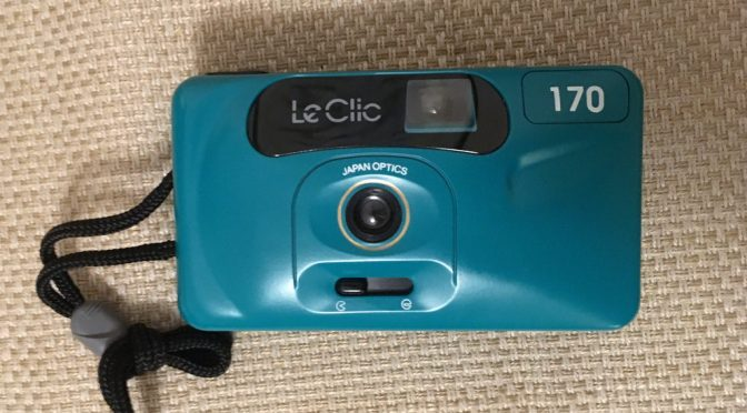 Le Clic est Freak !  – The Le Clic 170/C170 Review