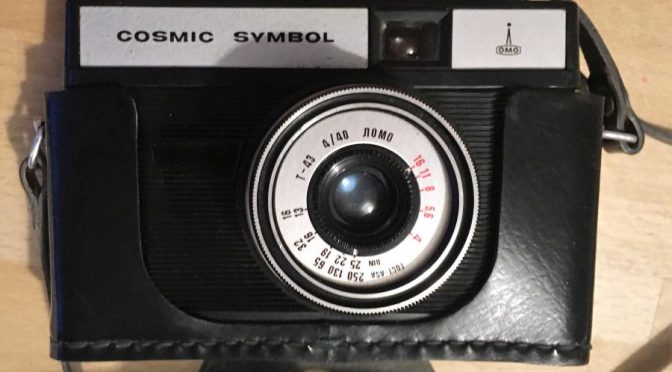 The Cosmic Comrade – A 1 roll Review of the Lomo Smena (Cosmic) Symbol