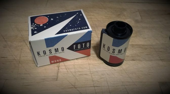 Kosmic Clean up – A one roll review of Kosmo Foto Mono