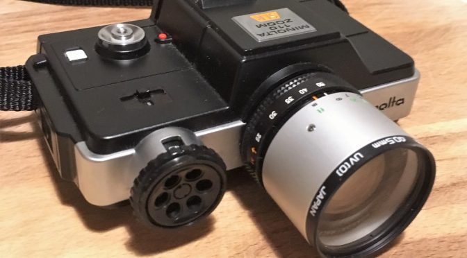 Over The Limit, Sir ?  – Minolta zoom 110 SLR 1 Roll review