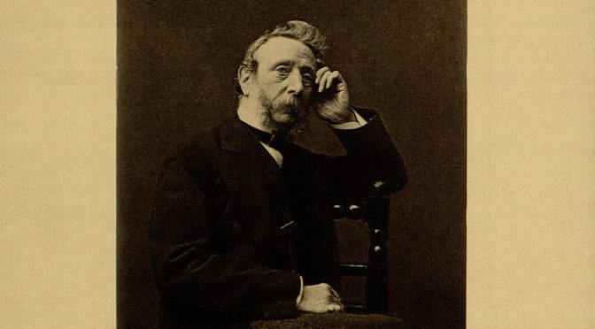 A Brief History of Photography by Objects – 9 – A Photograph Of a British Doctor ~1871