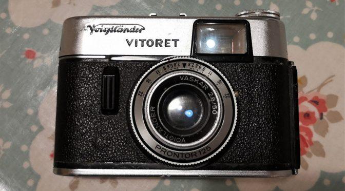 Voigtländer Vitoret – 99p for Fungus