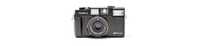 The New Yashica  MF-2 Edges closer