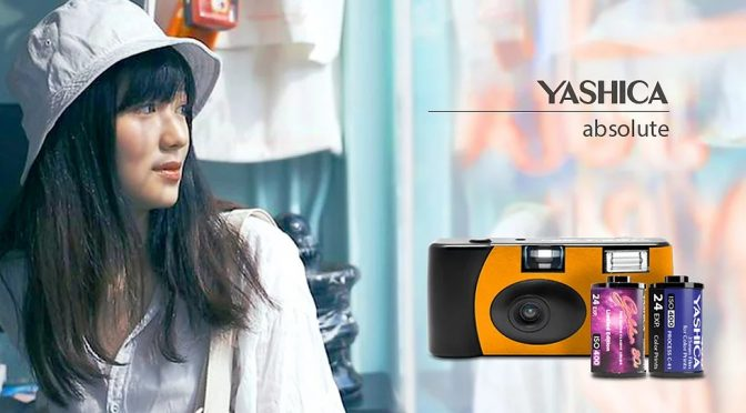 Yashica's Back – And This Time It's Analogue