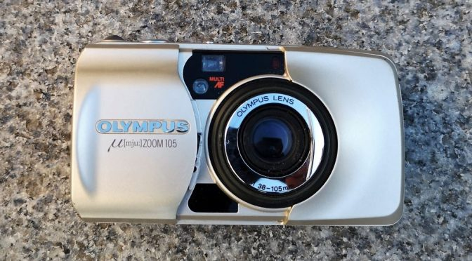 A Quick Dirty Booty Call – The Olympus Mju Zoom 105 Review