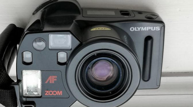In a Galaxy Far, Far Away The Olympus AZ-300 Superzoom