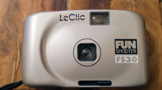 The Fun From Bao'an – Le Clic  FS30 Review