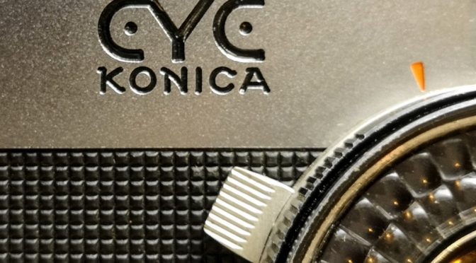 A Petite Love Affair – Konica EYE Review