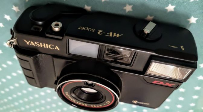 Resurrection Blues- The Yashica MF-2 Super Review