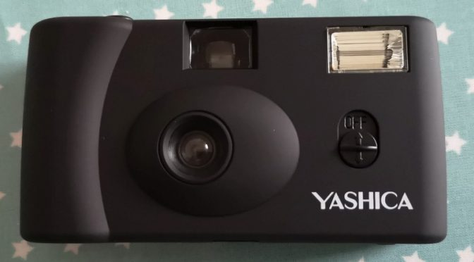 Reloading in the Disposable World – The New Yashica MF-1 Review