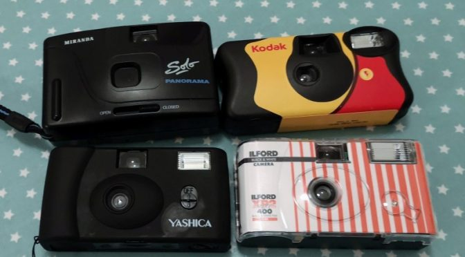 Plastic Meltdown – A Yashica MF-1  Group Test Comparison