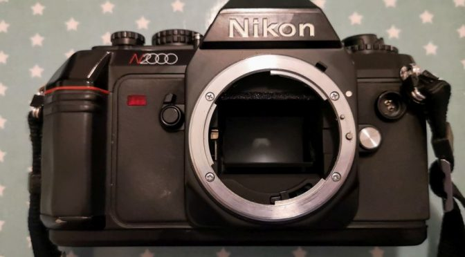 The Poor Man's F3 ? – The Overlooked Nikon F-301 or N2000